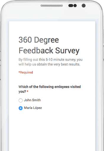Common survey software